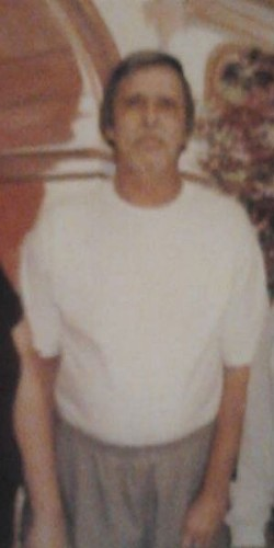 A recent photo of Jeff Mizanskey. - ANGELA REYES
