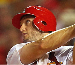 David Freese got a Twitter invite from Mike Tyson. - VIA CARDINALS.MLB.COM