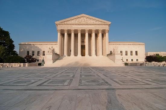 The U.S. Supreme Court. - MARK FISCHER ON FLICKR