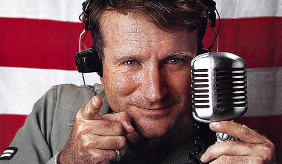 """Goooooooood morning Vietnam! It's 0600 hours. What does the """"O"""" stand for? Oh my God, it's early! - PHOTO CREDIT: BAGOGAMES VIA PHOTOPIN CC"""