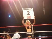 Ryan Coyne earned a 2nd Round TKO on Saturday night, making him 19-0. - ALBERT SAMAHA