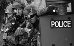 Is this SWAT team coming to a music festival near you? - WIKIMEDIA COMMONS
