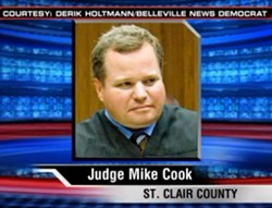 Former Judge Michael Cook - FOX2NOW.COM