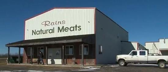 Rains Natural Meats in Gallatin, Missouri. - KSHB