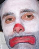 The ass clown, C.G.