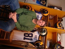 Hewitt says he won't watch another Rams game with Steve Spagnuolo at the helm.