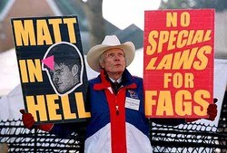 Fred Phelps: Knows a thing or two about Cardinals sin.