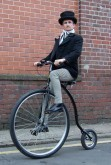 """""""I say, good sir, have you any penny farthings in stock?"""""""