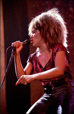 Tina Turner - VIA