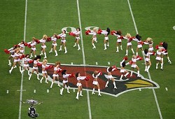 Fourth thing to watch Sunday: The impressive half-time show.