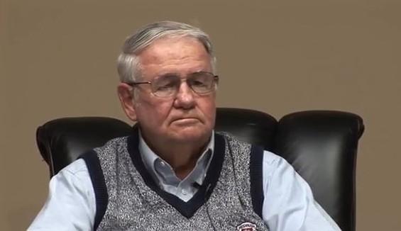 """Former priest Thomas Adamson admits to molesting """"several"""" boys."""