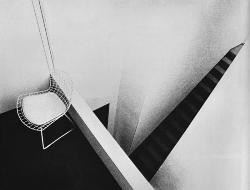 Shinohara Kazuo, Interior, Repeating Crevice, Ōta Ward, Tokyo, 1969‐71. Photo by Taki Kōji, c. 1971. - COURTESY OF TOKYO INSTITUTE OF TECHNOLOGY