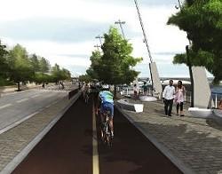 New rendering. - COURTESY OF CITYARCHRIVER 2015