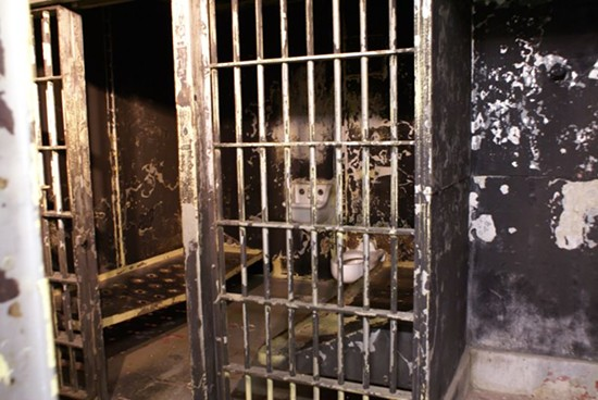 St. Louis City jail might not be this bad, but it still sucks. - WIKIMEDIA/CIRT