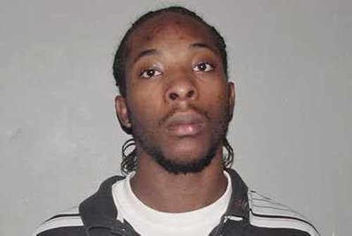 Montrell Cooper - EAST ST. LOUIS POLICE
