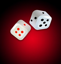 City rolls the dice for a new casino.