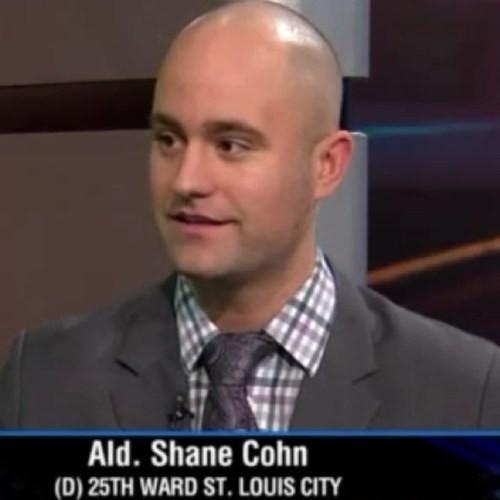 Alderman Shane Cohn. - VIA TWITTER