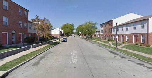 1500 block of Preservation Place, where Kiram Manley died of gunshot wounds. - GOOGLE MAPS