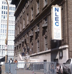 New Life Evangelistic Center in downtown St. Louis.