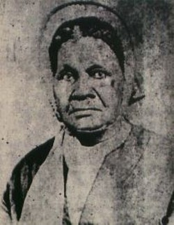 "Priscilla ""Mother"" Baltimore, shown here in an undated photo, is believed to have founded Brooklyn, Illinois around 1830. - IMAGE COURTESY OF ITARP"