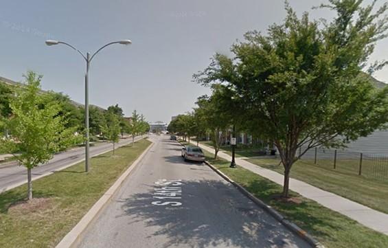 The 1100 block of S. 14th Street. - GOOGLE MAPS
