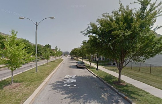 The 1100 block of S. 14th Street. - GOOGLE MAPS