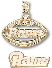When it comes to inflated valuations, the Rams are solid gold. - FANSHOP.SFGATE.COM