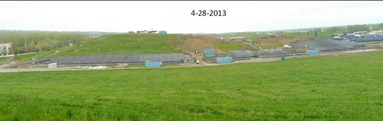 The site of Bridgeton and West Lake landfills. - VIA DNR.MO.GOV