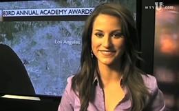 Erica Coghill: C'mon people, send this future star to the Oscars. - MTVU.COM