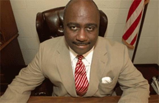 Mayor Caldwell in 2006. - JENNIFER SILVERBERG