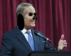 The warped woof of Todd Akin.