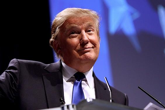 Donald Trump. - GAGE SKIDMORE VIA FLICKR