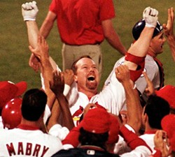 A triumphant return for Mr. McGwire?