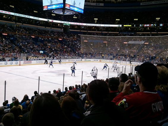Let's go, Blues! - BROOD_WICH ON FLICKR
