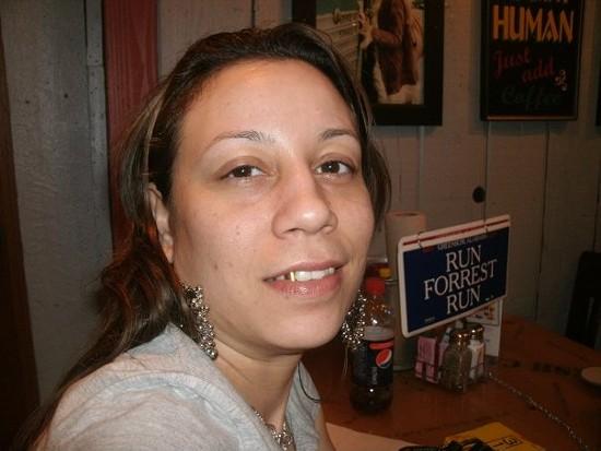 One of Adrienne Martin's public Facebook profile picture. - VIA FACEBOOK