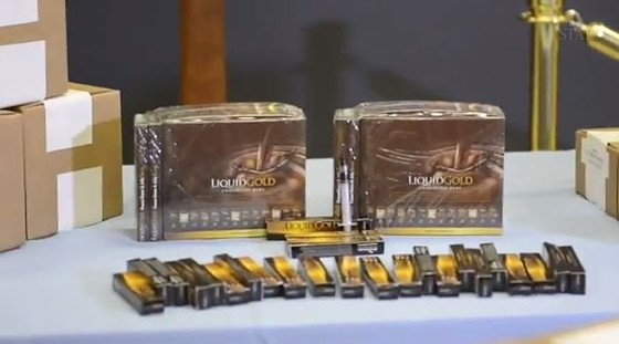 Pot chocolate: It's the munchie that give you the munchies. - KANSAS CITY STAR VIA YOUTUBE