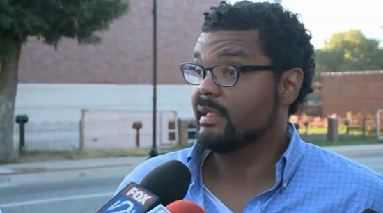 Alderman Antonio French was arrested last week, catapulting him to media stardom. - KSDK