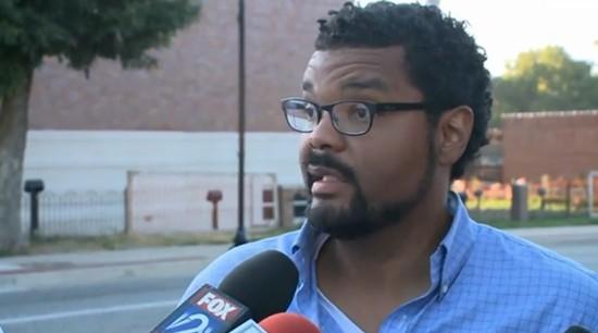 Alderman Antonio French was arrested last week, catapulting him to media stardom. - KSDK