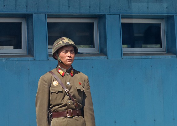 """When North Korea is calling your country """"a graveyard of human rights,"""" you know something's wrong. - ROMAN HARAK VIA FLICKR, CROPPED"""