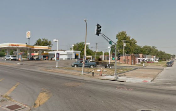 Goodfellow Blvd and Lillian Ave where Robinson was found dead. - GOOGLE MAPS