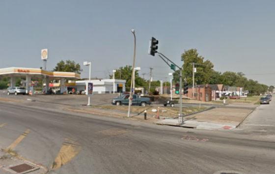 Goodfellow Blvd and Lillian Ave where Robinson was found dead. - GOOGLE MAPS