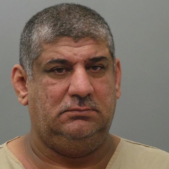 Alaaden Abbas, 51. - SLCP