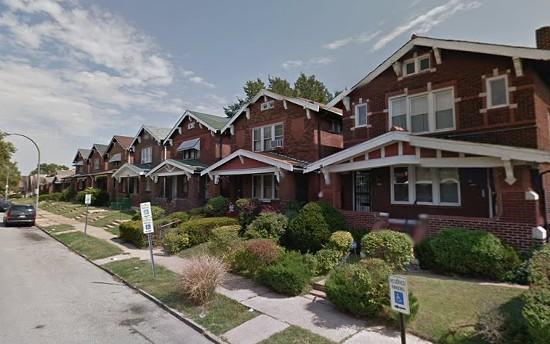 Durant Avenue. - VIA GOOGLE MAPS