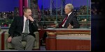 Goodman on Letterman. Click for larger version.