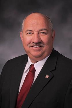 Representative Glen Kolkmeyer. - FACEBOOK