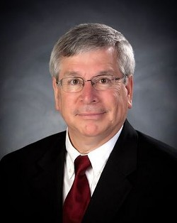 Republican State Senator Wayne Wallingford supports discrimination as long as its religiously motivated.