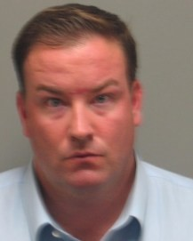 McLaughlin's mugshot for his September 2011 DWI.