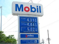 Those gas prices are killer!
