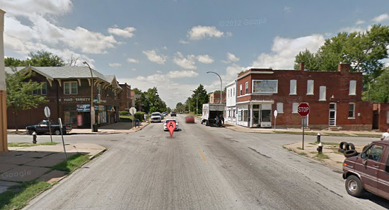 Harney Avenue and Union Boulevard. - GOOGLE MAPS