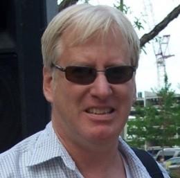Jim Hoft of the conservative blog, Gateway Pundit - IMAGE VIA